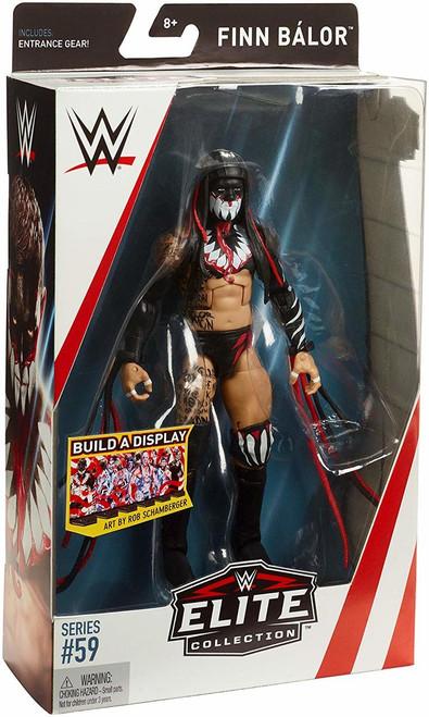 WWE ELITE FIGURE - FINN BALOR