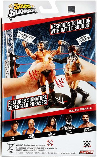 WWE SOUND SLAMMER FIGURE - FINN BALOR