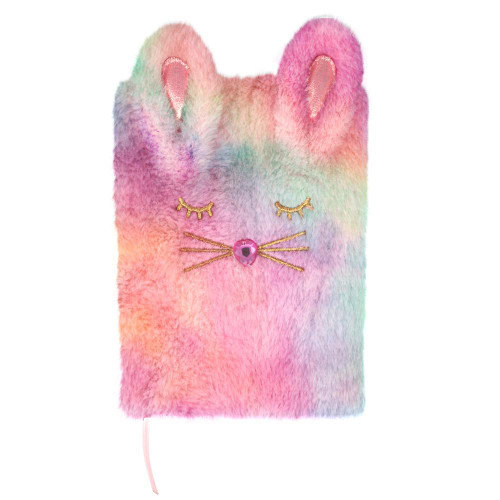 Bunny kisses diary - multi-coloured