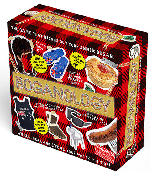 Boganology - The Game That Brings Out Your Inner Bogan
