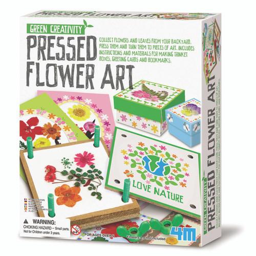 4M - Pressed Flower Art