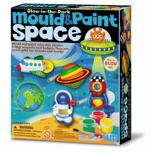 MOULD AND PAINT - SPACE