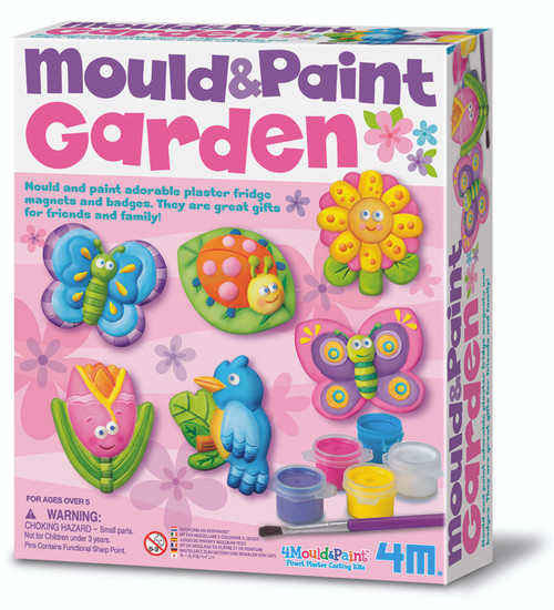 MOULD AND PAINT - GARDEN
