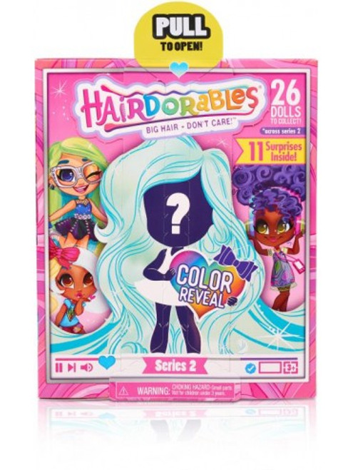 Hairdorables Doll Wave 2