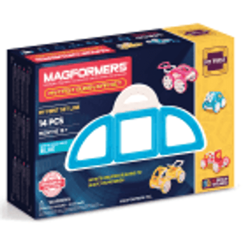 MAGFORMERS MY FIRST BUGGY - BLUE