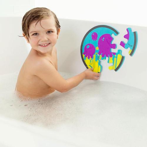 Boon - Pieces Puzzle Bath Foam Appliques