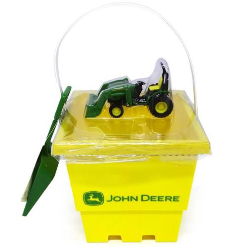 John Deere Vehicle & Bucket Set