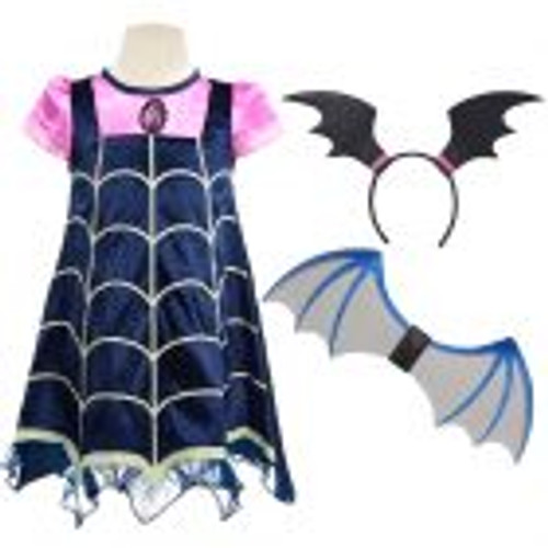 Vampirina Dress - Boo-tiful Dress