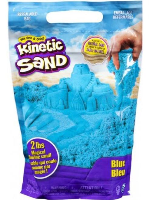 Kinetic Sand 2lb Colour Bag - Blue