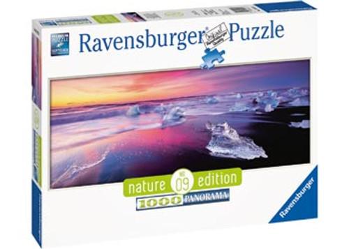 RAVENSBURGER - JOKULSARLON ICELAND NATURE PUZZLE 1000 PCE