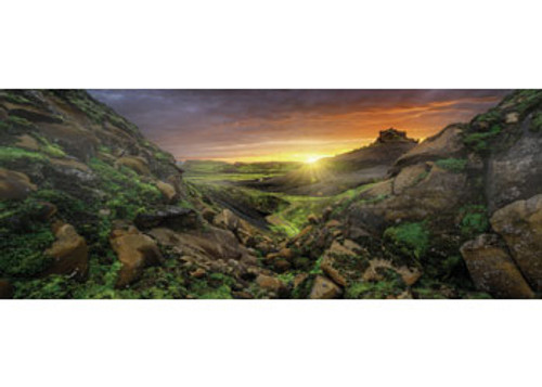 RAVENSBURGER - SUN OVER ICELAND PUZZLE 1000 PCE