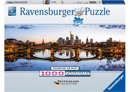 RAVENSBURGER - FRANKFURT REFLECTIONS PUZZLE 1000 PCE