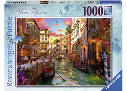 RAVENSBURGER - VENICE ROMANCE PUZZLE 1000 PCE