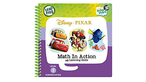 Leapstart Pixar Pals 3d Activity Book