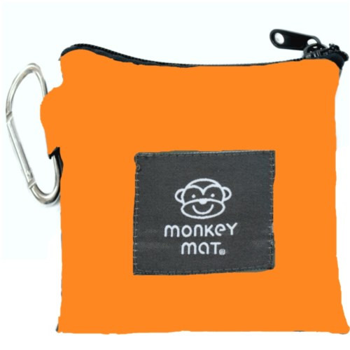 Monkey mat original - tangerine