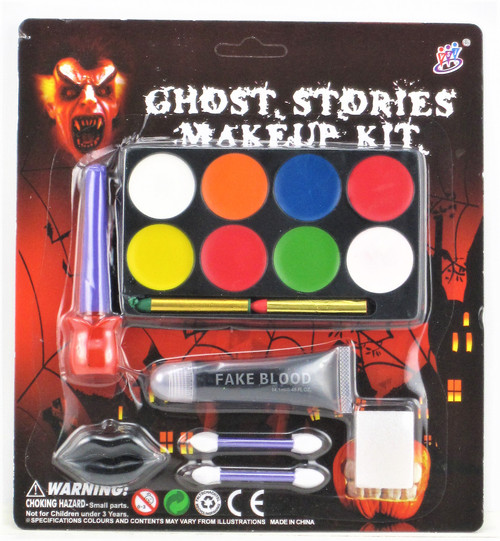 Ghost Stories Makeup Face Paint Kit
