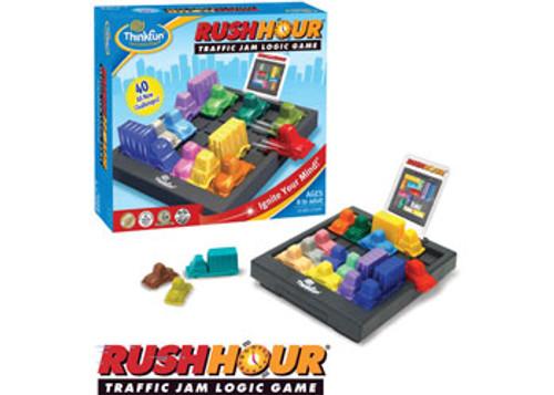 Thinkfun  rush hour? game