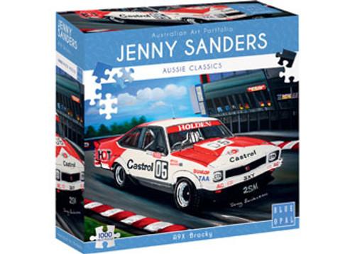 JENNY SANDERS - A9X BROCKY 1000 PCE PUZZLE