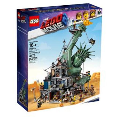 LEGO MOVIE 2 - WELCOME TO APOCALYPSEBURG