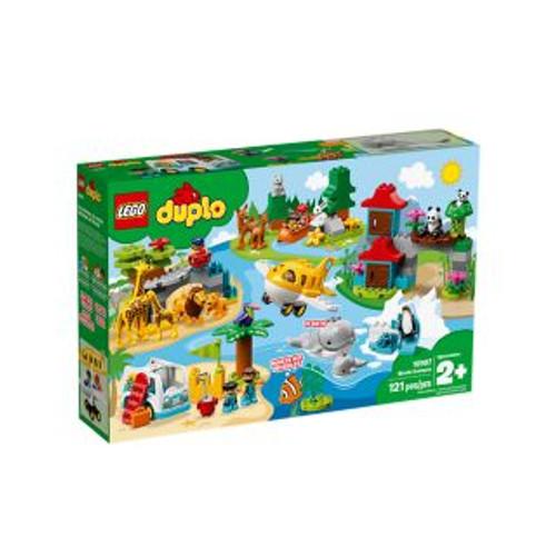 LEGO DUPLO - WORLD ANIMALS