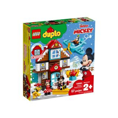 LEGO DUPLO - MICKEYS VACATION HOUSE