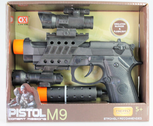 M9 Pistol With Sight