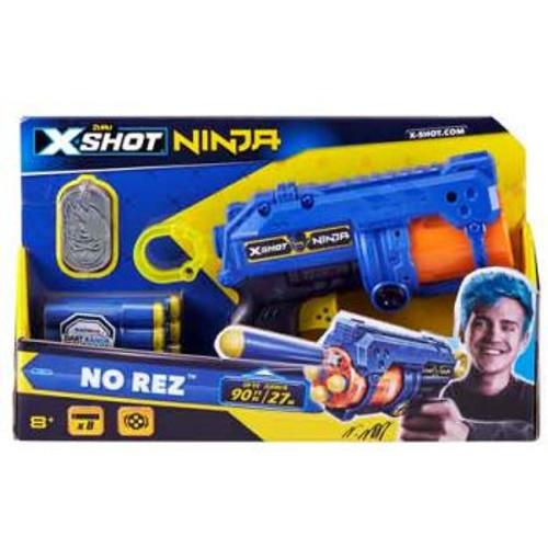 XSHOT NINJA NO REZ DART BLASTER