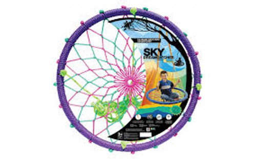 SKY DREAMCATCHER SWING - PURPLE