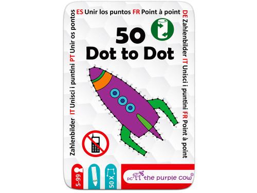 Tin of 50 dot to dot