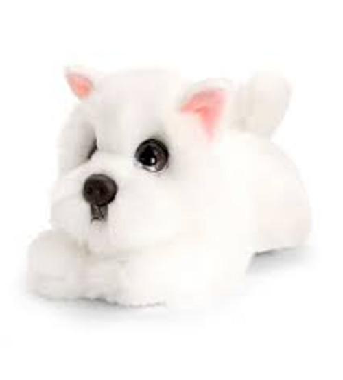 Cuddle Pup Westie (large 37cm)