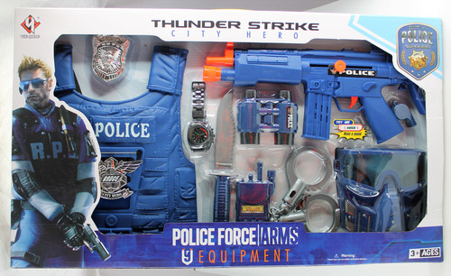 Large Police Set