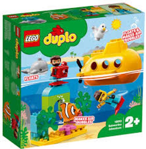 LEGO DUPLO - SUBMARINE ADVENTURE