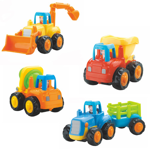 Hola Toys - Farm And Vehicle Country Set