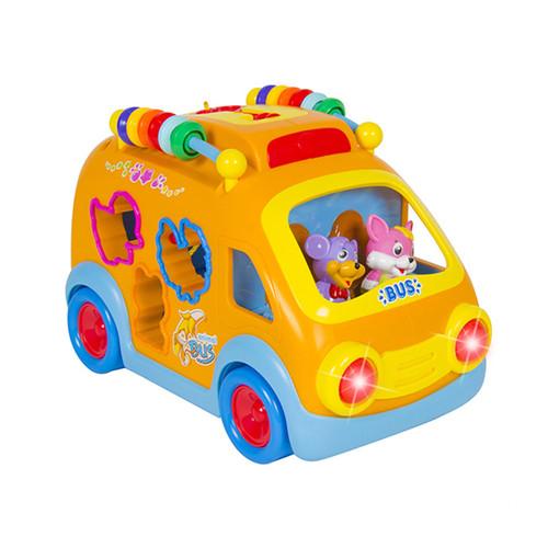Hola Toys - Shape Sorting Bus