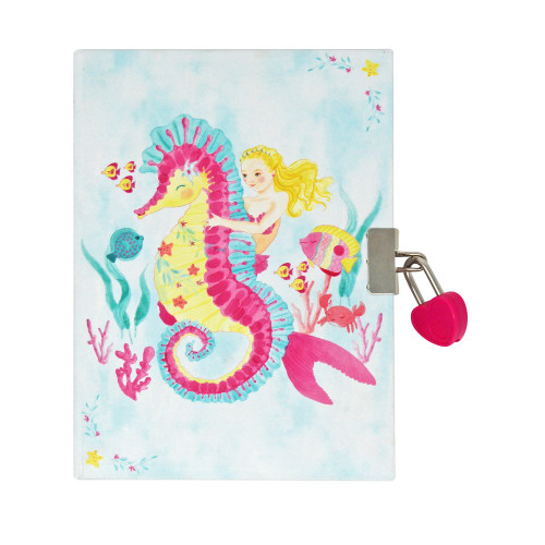 Wish upon a fish strawberry scented diary