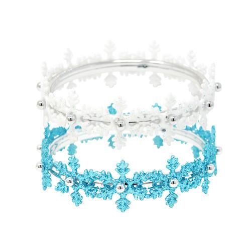 Snow Princess Snowflake Bracelet
