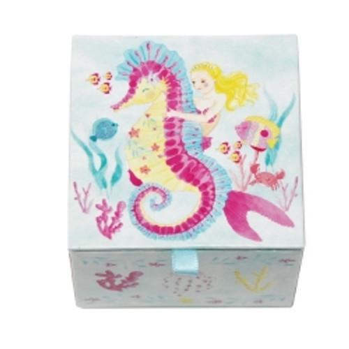 Wish upon a starfish mini music box