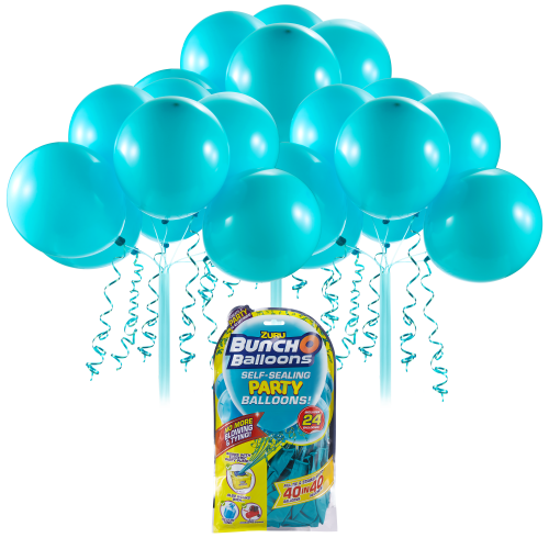 Bunch O Balloons Self Sealing Party Balloons - Blue