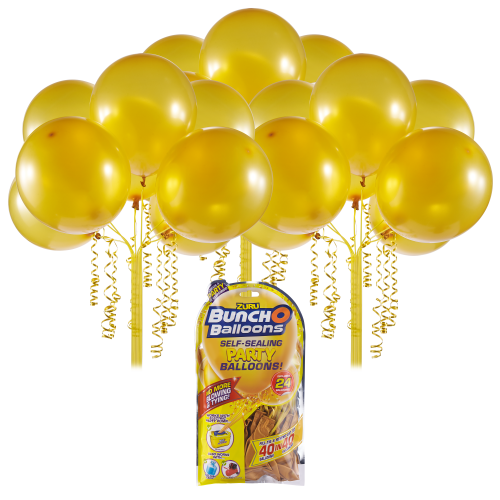 Bunch O Balloons Self Sealing Party Balloons - Yellow