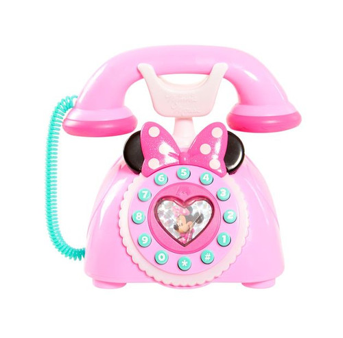 MINNIE HAPPY HELPERS ROTARY PHONE