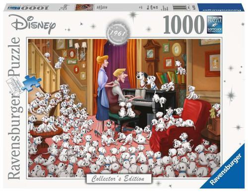 Ravensburger - Disney 101 Dalmation Moments Puzzle1000Piece