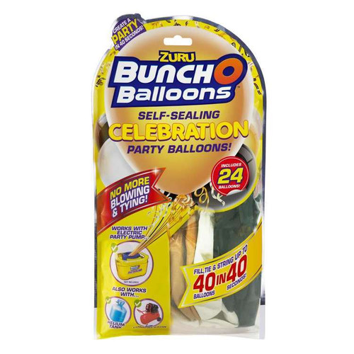 Bunch O Balloons Self Sealing Party Balloons 24pk Refill
