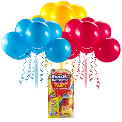 Bunch O Balloons Self Sealing Party Balloons 24pk Refill 56179A/YBR