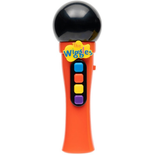 The Wiggles Sing Along Microphone