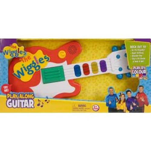 The Wiggles Electronic Guitar