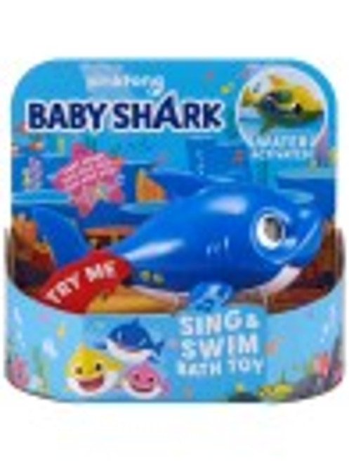 Robo Alive Junior Robotic Baby Shark - Blue