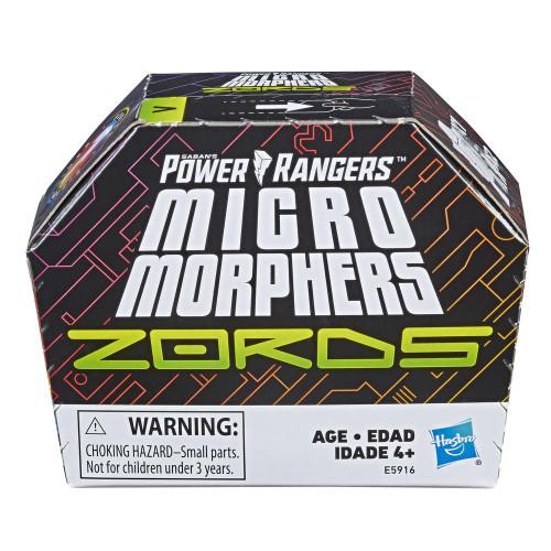 Power rangers mini morpher zords