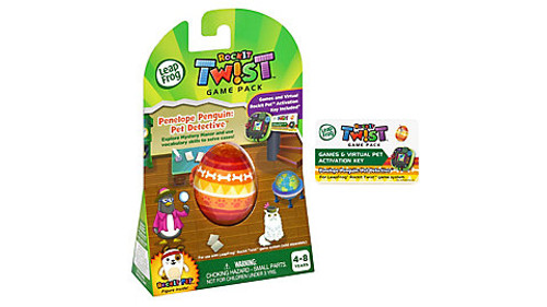 Leap Frog Rockit Twist Game - Pet Detective