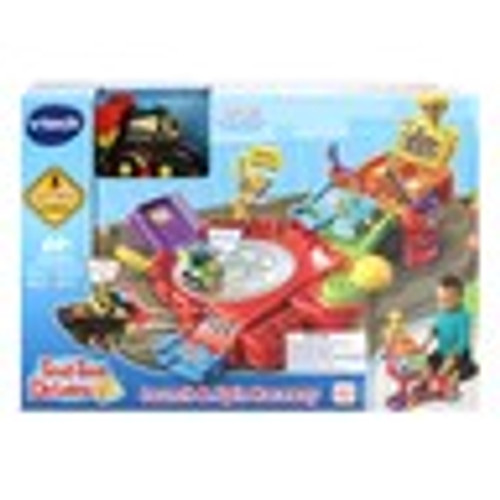 TOOT TOOT DRIVERS LAUNCH & SPIN