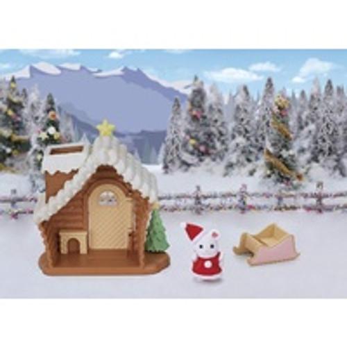 Sf - christmas set gingerbread playhouse